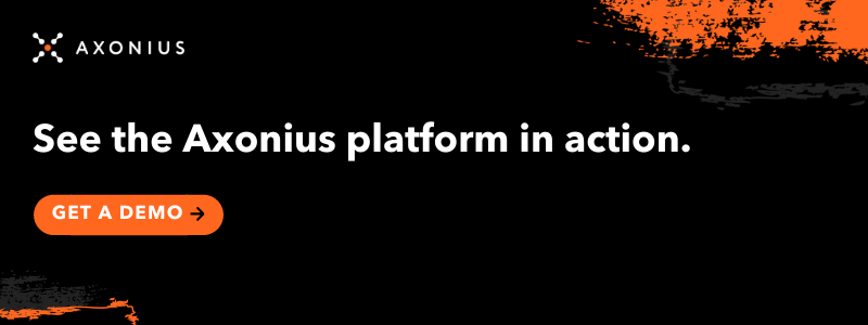 Live Walkthrough of the Axonius Cybersecurity Asset Management Platform
