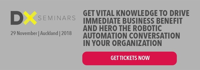 Robotic Process Automation and AI Event Auckland