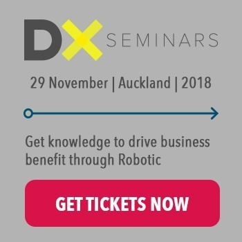 Robotic Process Automation Event Professor Willcocks Auckland
