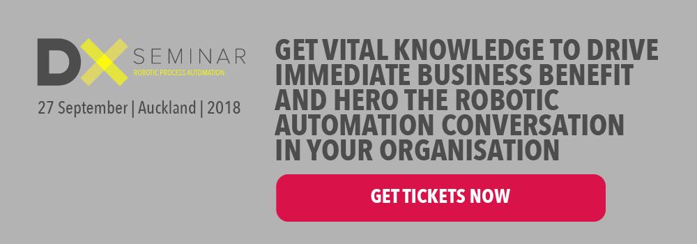 DX Seminar Robotic Process Automation Event