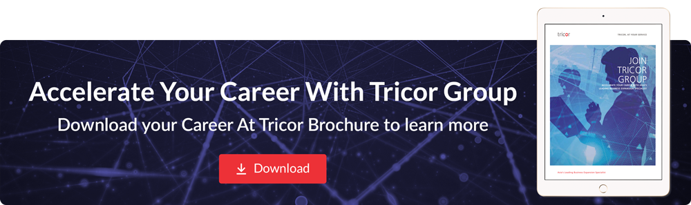 Accelerate Your Career with Tricor Group – Download your Career At Tricor Brochure to learn more
