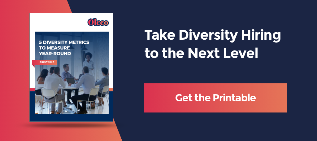 Take Diversity Hiring to the Next Level Blog CTA
