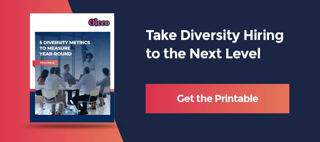 Take Diversity Hiring to the Next Level Blog CTA