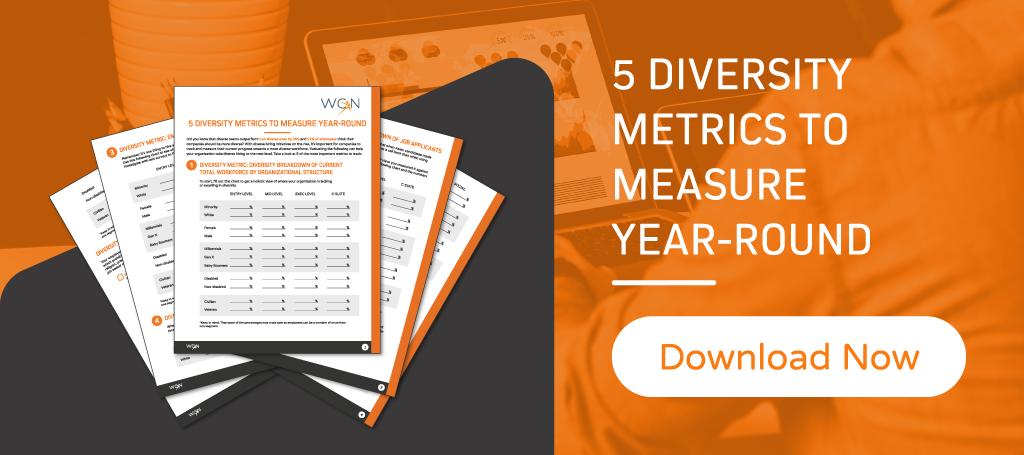 diversity metrics
