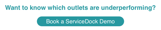 Book a Demo of ServiceDock to learn how to benchmark outlet performance