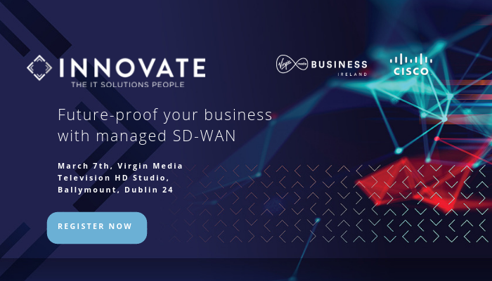 Future-proof your business with managed SD-WAN