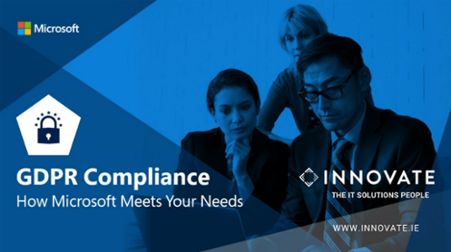 How Microsoft Meets Your Needs for GDPR Compliance