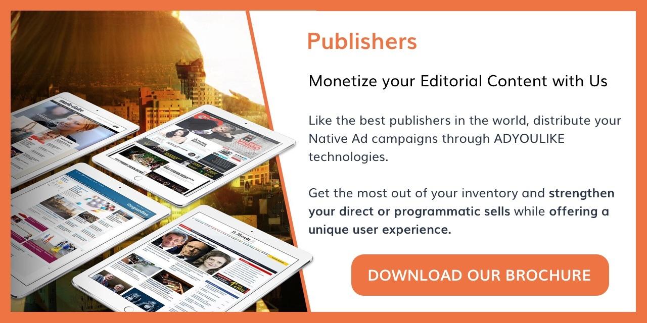 éditeurs - monétisez votre contenu