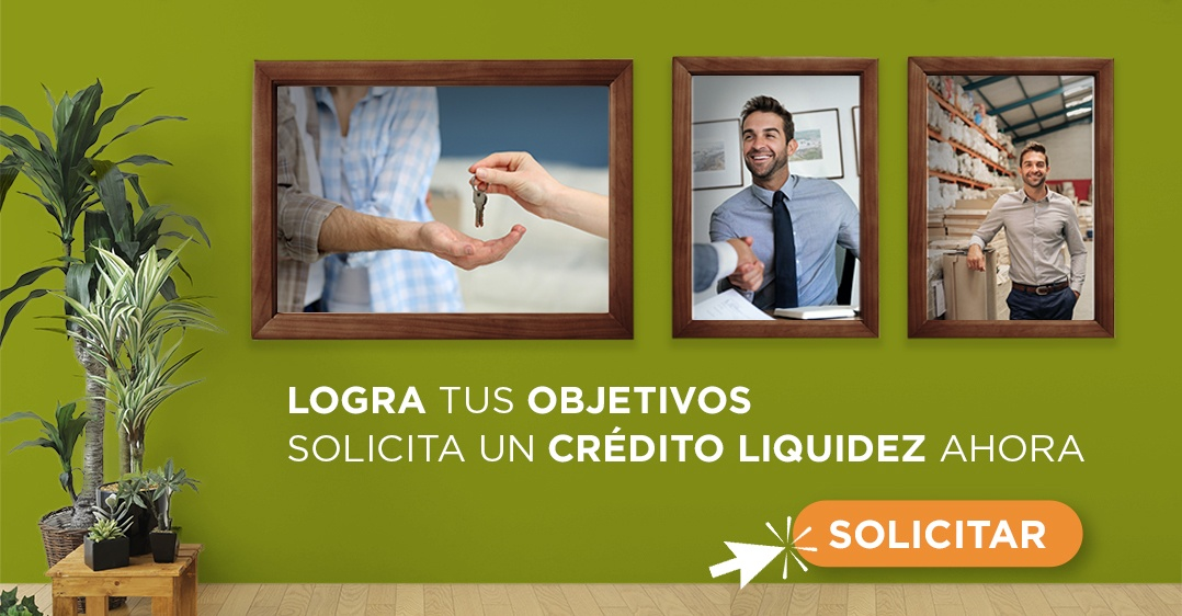 solicita un credito liquidez