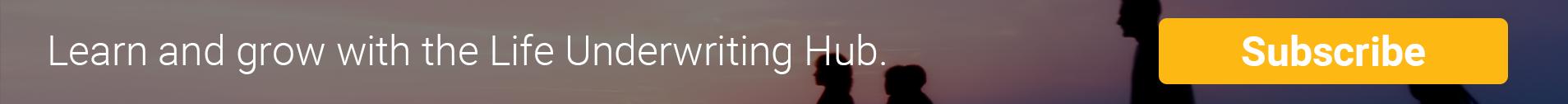 Subscribe to RGAX Life Underwriting Hub