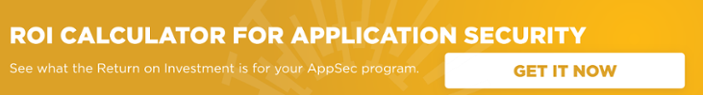 ROI for AppSec