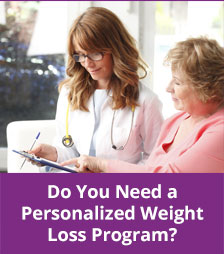 Do You Need a Personalized Weight Loss Program?