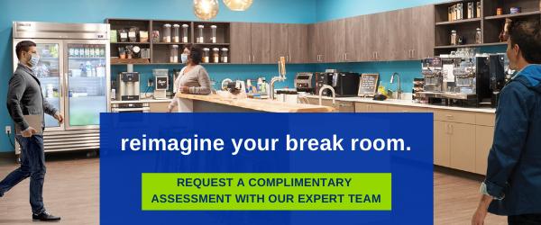 Reimagine Your Break Room