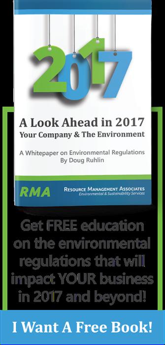 2017 Environmental Regulations Update