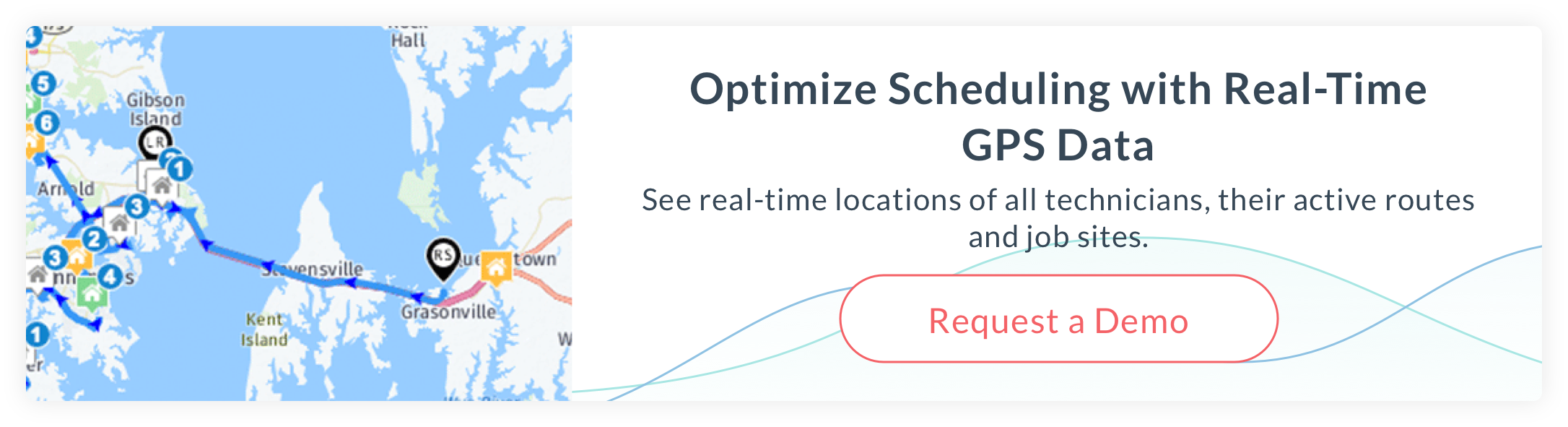 Optimize Route Scheduling with Real-Time GPS Data
