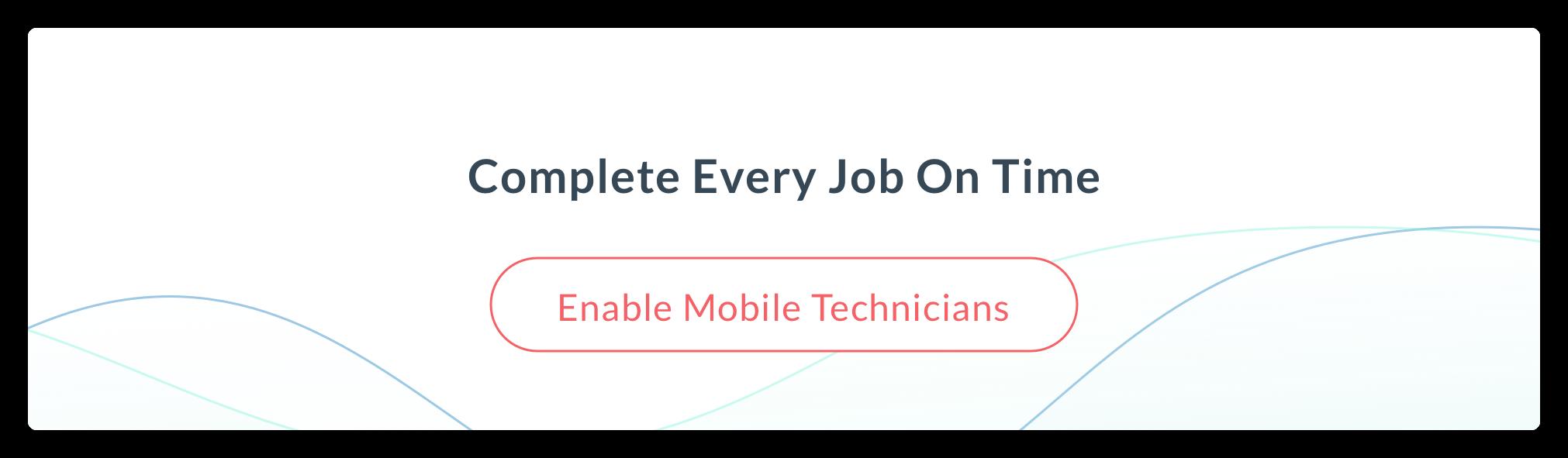 Enable Mobile Technicians