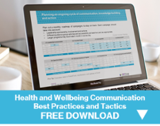 Health and Wellbeing Communication Best Practices and Tactics Free Download