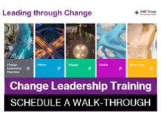 Change Leadership Training Walk-through