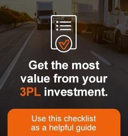 3PL-Provider-Checklist