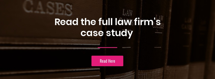 read law firm accounts receivable case study