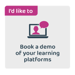 I'd like to book a demo of your learning platforms