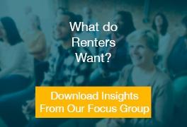 What Do Renters Want?