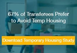 Transferees Prefer to Avoid Temporary Housing
