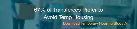 Transferees Prefer to Avoid Temporary Housing