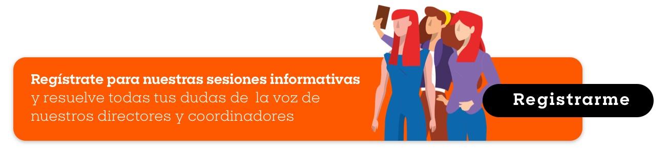 Sesiones informativas Anáhuac México
