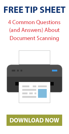 4 Common Questions About Document Scanning