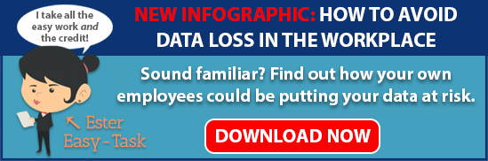 how to avoid data loss in the workplace