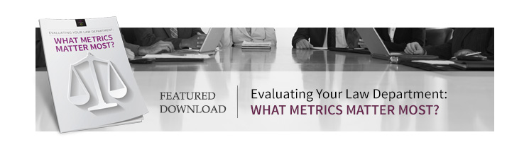 Download Evaluating Your Law Department eBook