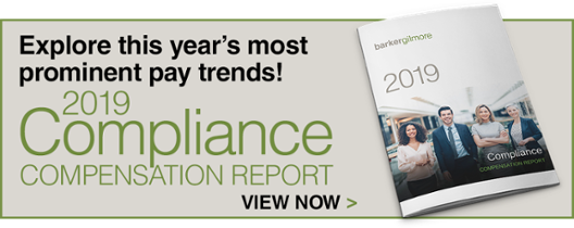 Download the 2019 Compliance Compensation Report!