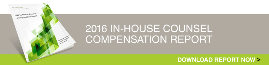In-House Counsel Compensation Report