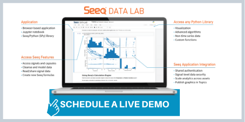 request a data lab demo