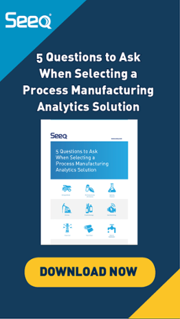 5 questions to ask when selecting a process manufacturing analytics solution