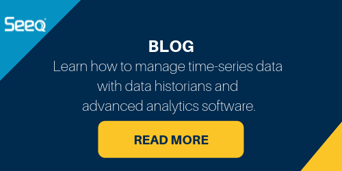 how to manage time-series data