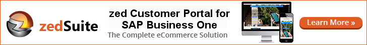 zed Customer Portal for SAP Business One