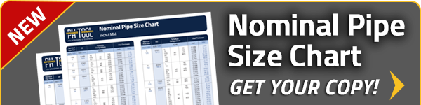 Click to download the Nominal Pipe Size Chart