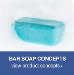 Twincraft's Bar soap product concepts