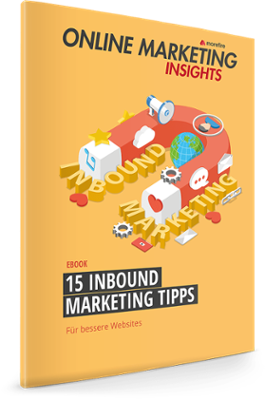 15 Inbound Marketing Tipps für Ihre Website