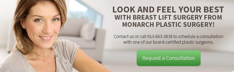Breast Lift Consultation