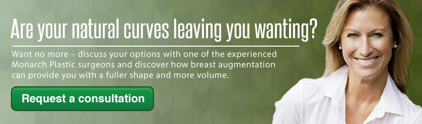 Discuss breast augmentation options with Monarch plastic surgeons
