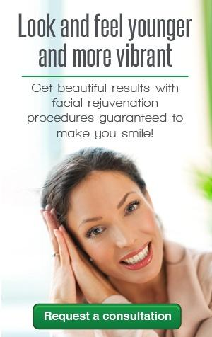 look and feel younger and more vibrant with facial rejuvenation