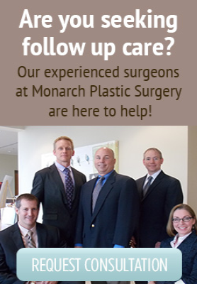 Request a consultation with an experienced surgeon from Monarch