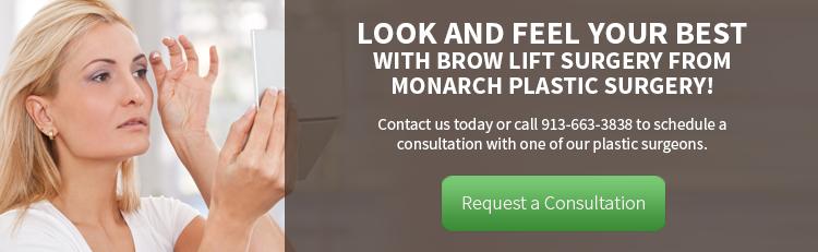 Brow Lift Consultation