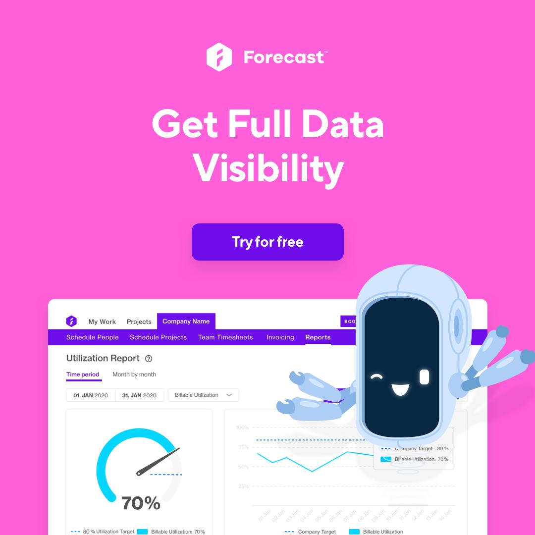 full data visibility
