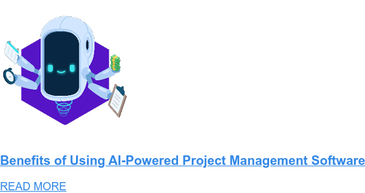 AI-powered project management software