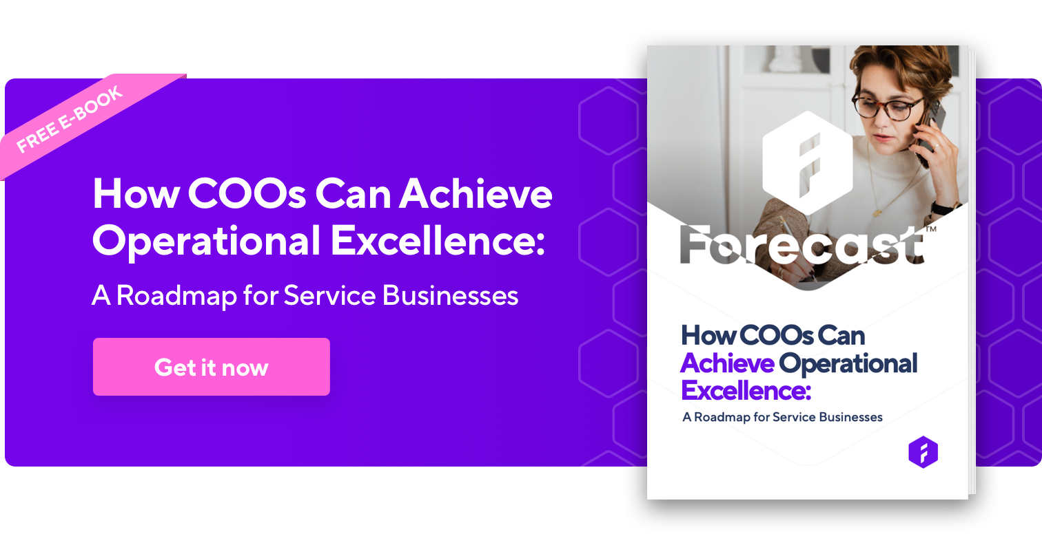 operational excellence and strategy