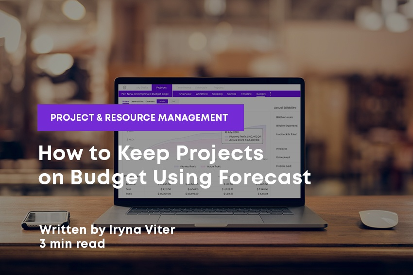 how to keep projects on budget